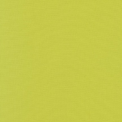 Kona Cotton limelight, Available from Purple Stitches, Hampshire, UK