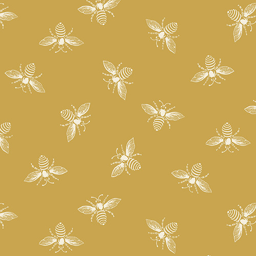 French bee and Gingham,  Modern blender by Renee Nanneman for Andover fabrics, Available from Purple Stitches, Hampshire UK.