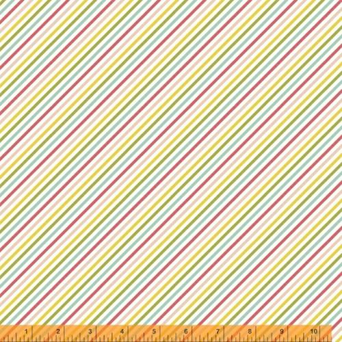 Multi Diagonal Stripe - Cora - Tessie Fay - Windham