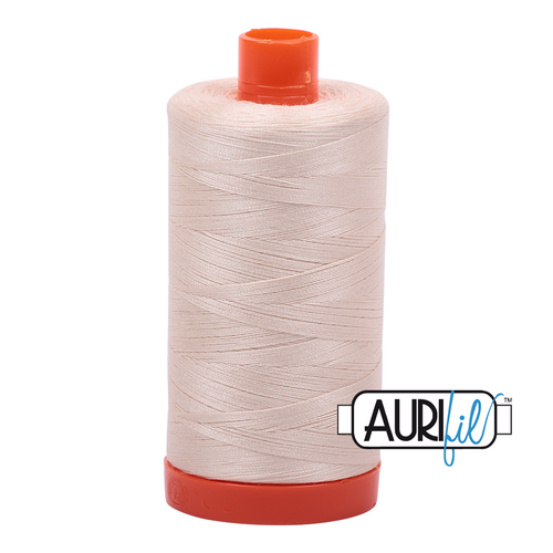Aurifil Thread 2000 LIGHT STAND 50wt