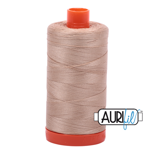 Aurifil Thread 2314 BEIGE 50wt