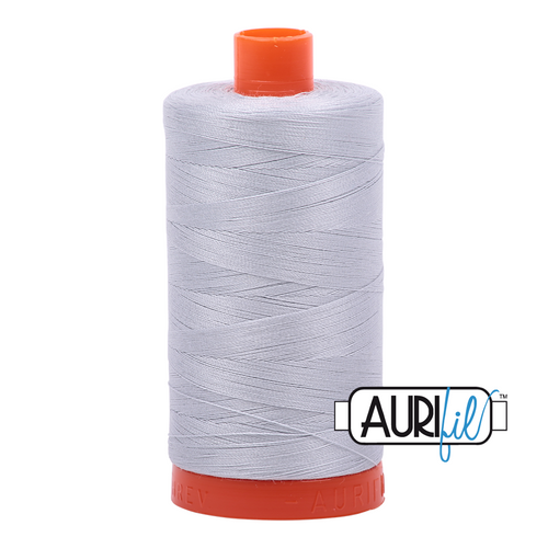 Aurifil Thread 2600 DOVE 50wt