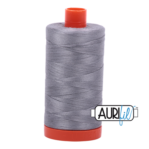 Aurifil Thread 2605 GREY 50wt