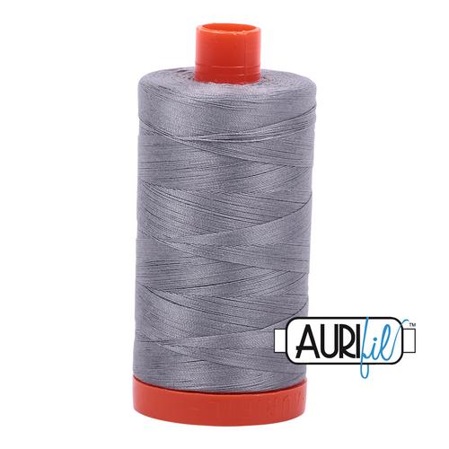 Aurifil Thread 2605 GREY 50wt