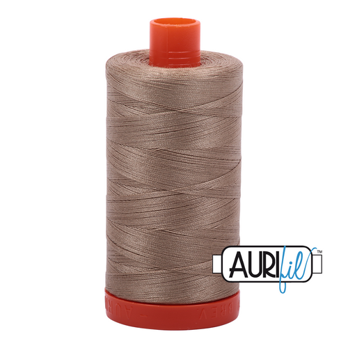 Aurifil Thread 2325 LINEN 50wt