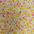 Ditsy Floral in Yellow & Pink - Japanese Fabric - Sevenberry Fabric