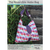 Printed Reversible Hobo Bag Pattern by Mrs H Sewing Pattern. Available at Purple Stitches, Hampshire UK