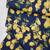 Lemon printed fabric.  Cotton Poplin.  100% cotton, available from Purple Stitches, Hamsphire, UK