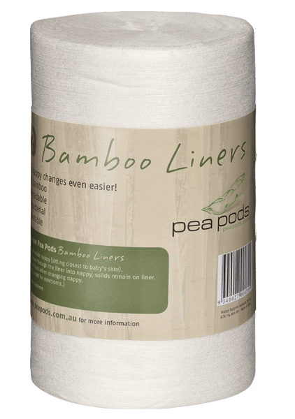Pea Pods 100% Bamboo Liners