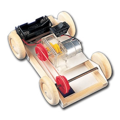Clearbox Pulley Driven Chassis Vehicle Kit