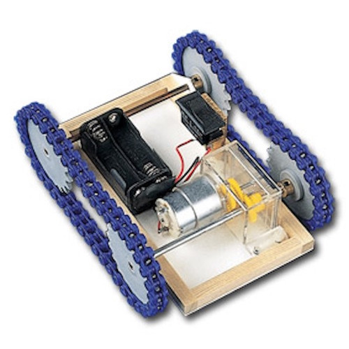 Clearbox Tracked Vehicle Kit