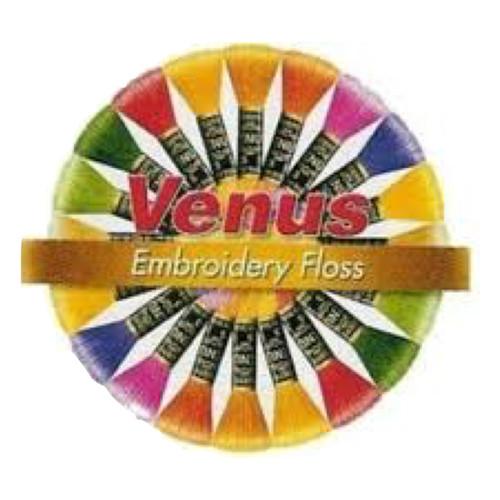 Venus Stranded Embroidery Thread Skeins 2030-2496