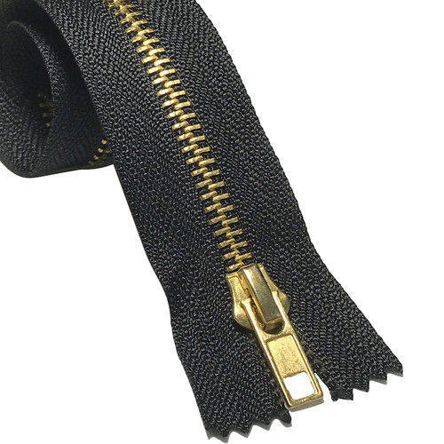 1 single choice of colours and sizes Nylon closed end zipper with auto lock