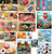 Forty designs by Jean Greenhowe including the Pedlar Doll. A jam pack booklet of hand knits ideal for charity knitting.