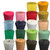 British manufactured colour felt for crafts in variety colours.