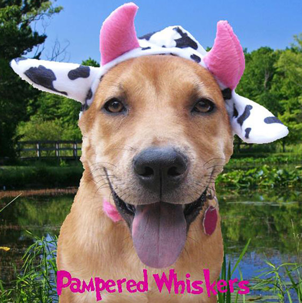 cow costume for dogs