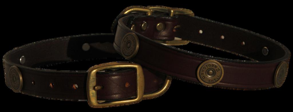 shot shell dog collar