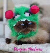 Monster Costume for cat