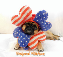 Dog 4th of July Hat - Uncle Sam hat for dogs