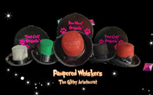 Top Hat for dogs and cats - The Glitzy Aristocrat