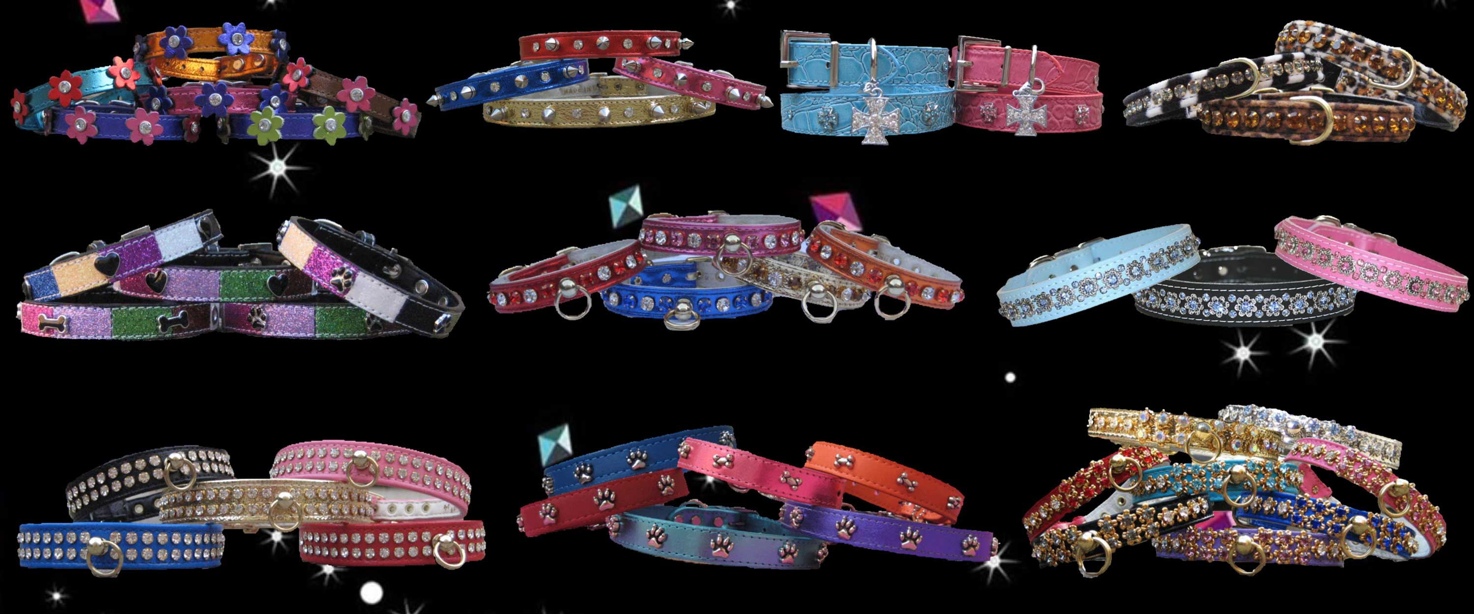 0d62aa04f63f1 Pampered Whiskers - Collars and Hats for Dogs and Cats