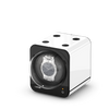 BOXY FANCY Brick Single Watch Winder  - White (Full)