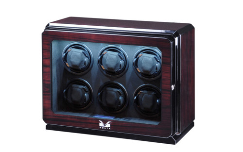 WATCH WINDER | VOLTA 6 WATCH WINDER (ROSEWOOD)