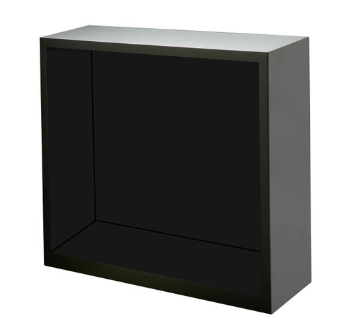BOXY Black Wood Enclosed Housing