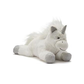 Silver Sprinkles the White Unicorn