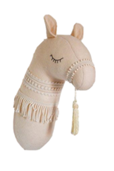 Animal Head Emporium Camel (beige)