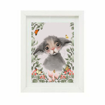Woodland Mouse Pink