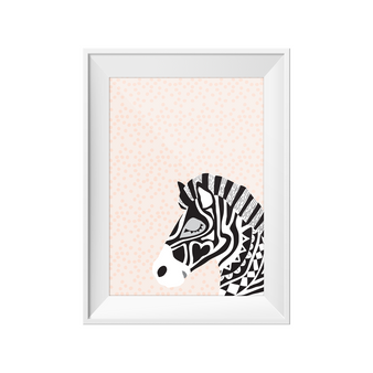 kids print wall décor art nursery art babys room décor whimsical pictures inspirational words zebra motif