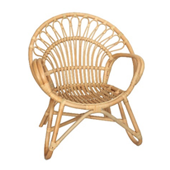 Rattan Kids Classic Chair