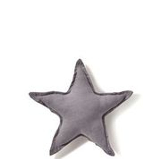 Star Cushion (Grey)