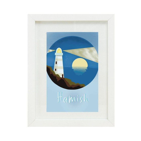 Lighthouse Personalised