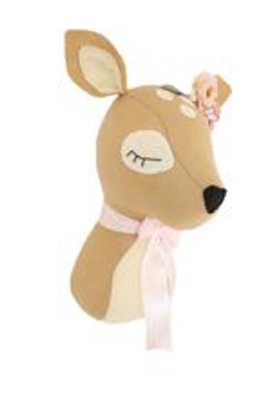 Animal Head Emporium Doe Deer
