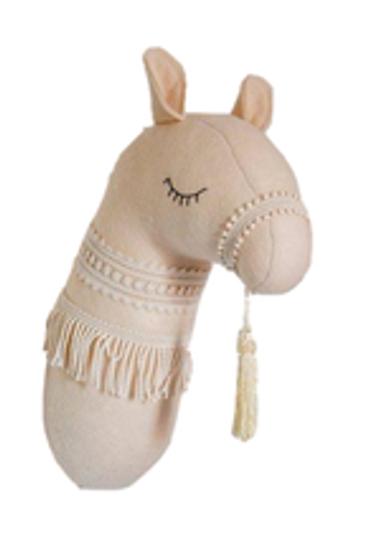 Animal Head Emporium Camel (beige)