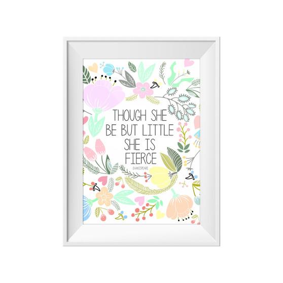 kids print wall décor art nursery art babys room décor whimsical pictures inspirational words word motif