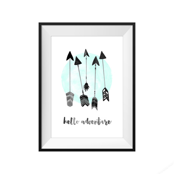 kids print wall décor art nursery art babys room décor whimsical pictures inspirational words hello motif