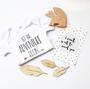 Speckled Pregnancy Milestone Cards