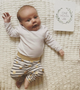Wreath Baby Milestone Cards