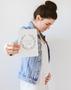 pregnancy milestone card sets  leaf wreath motif leaf wreath motif