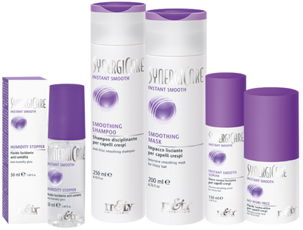 Synergicare Liter Smoothing Shampoo/Conditioner
