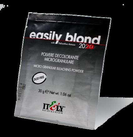 Easily Blond Sample