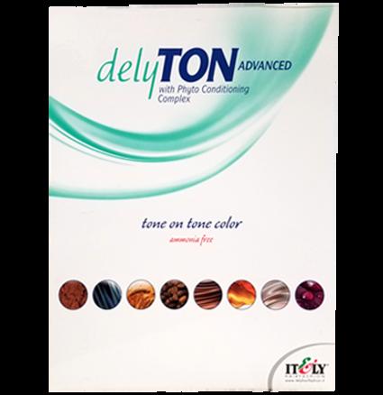 DelyTON Advanced Swatch Chart