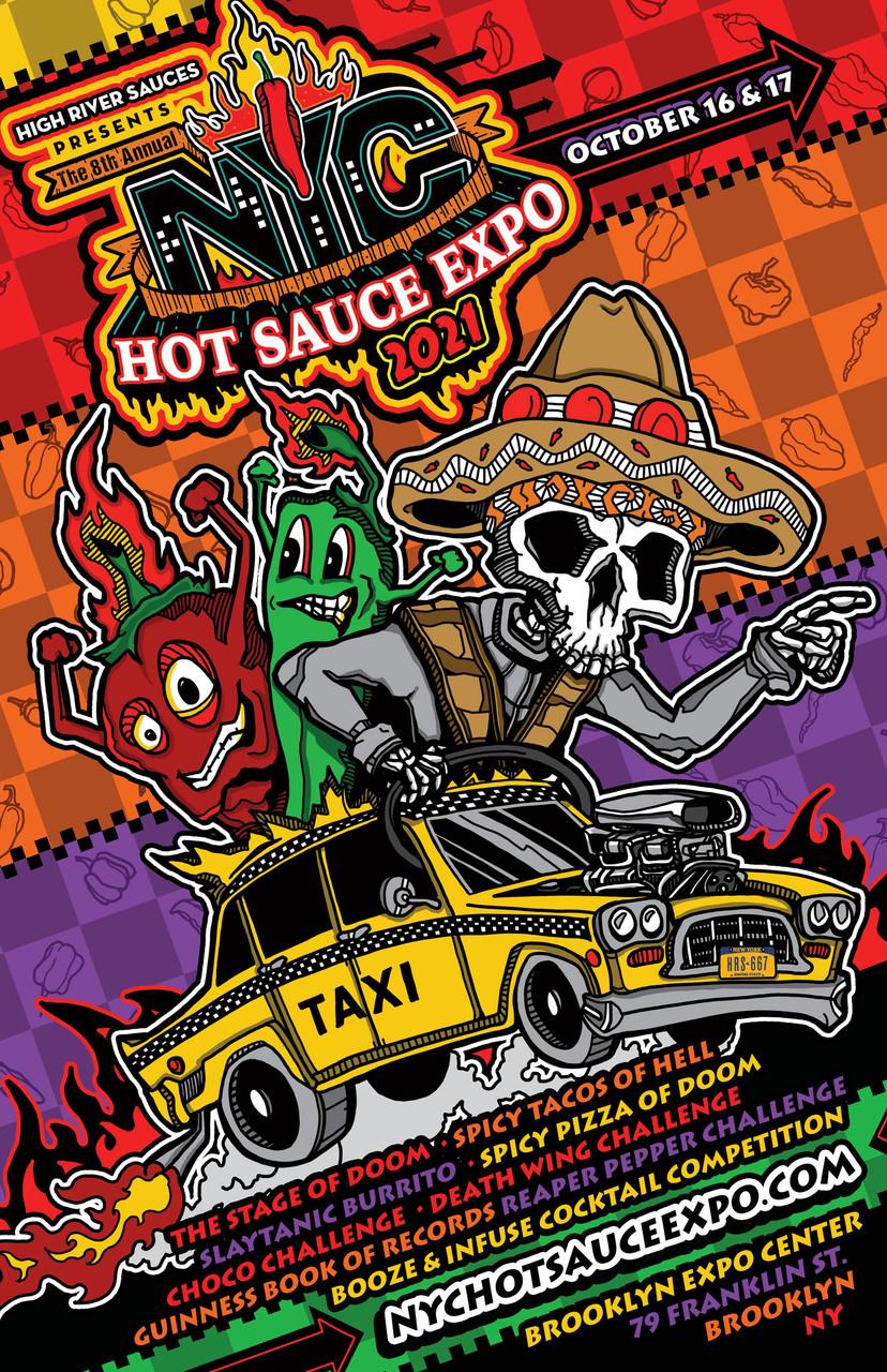 NYC Hot Sauce Expo