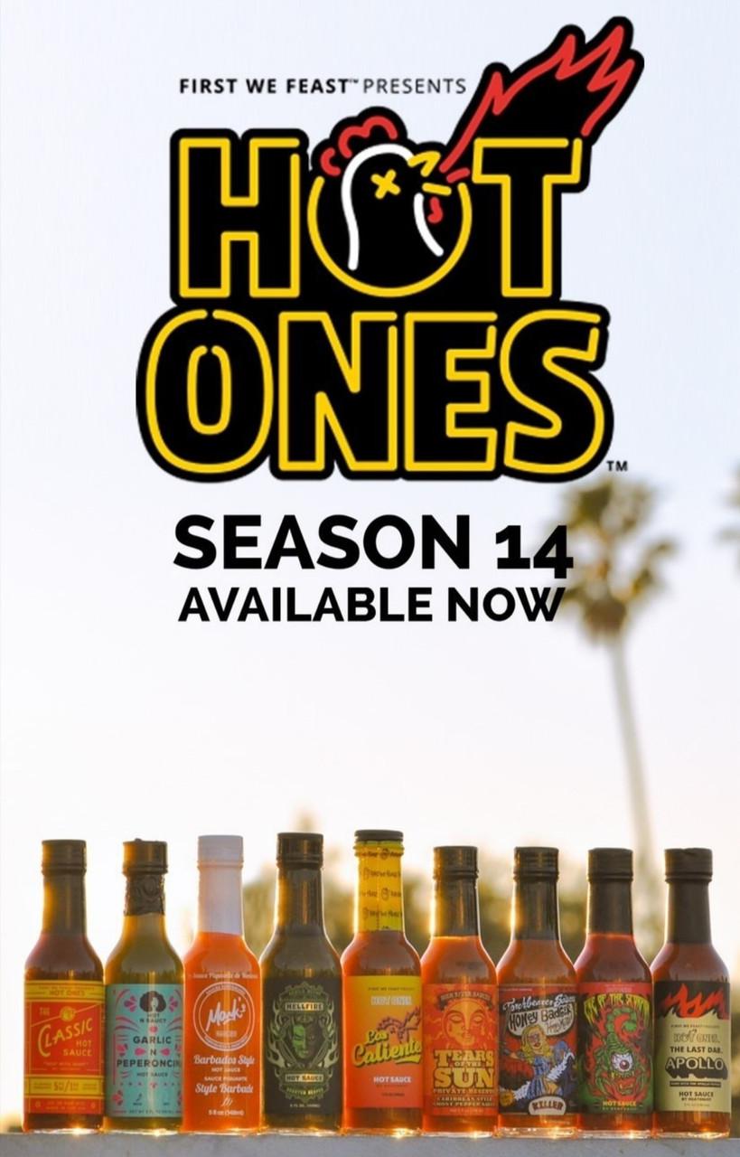 Season 14 of Hot Ones