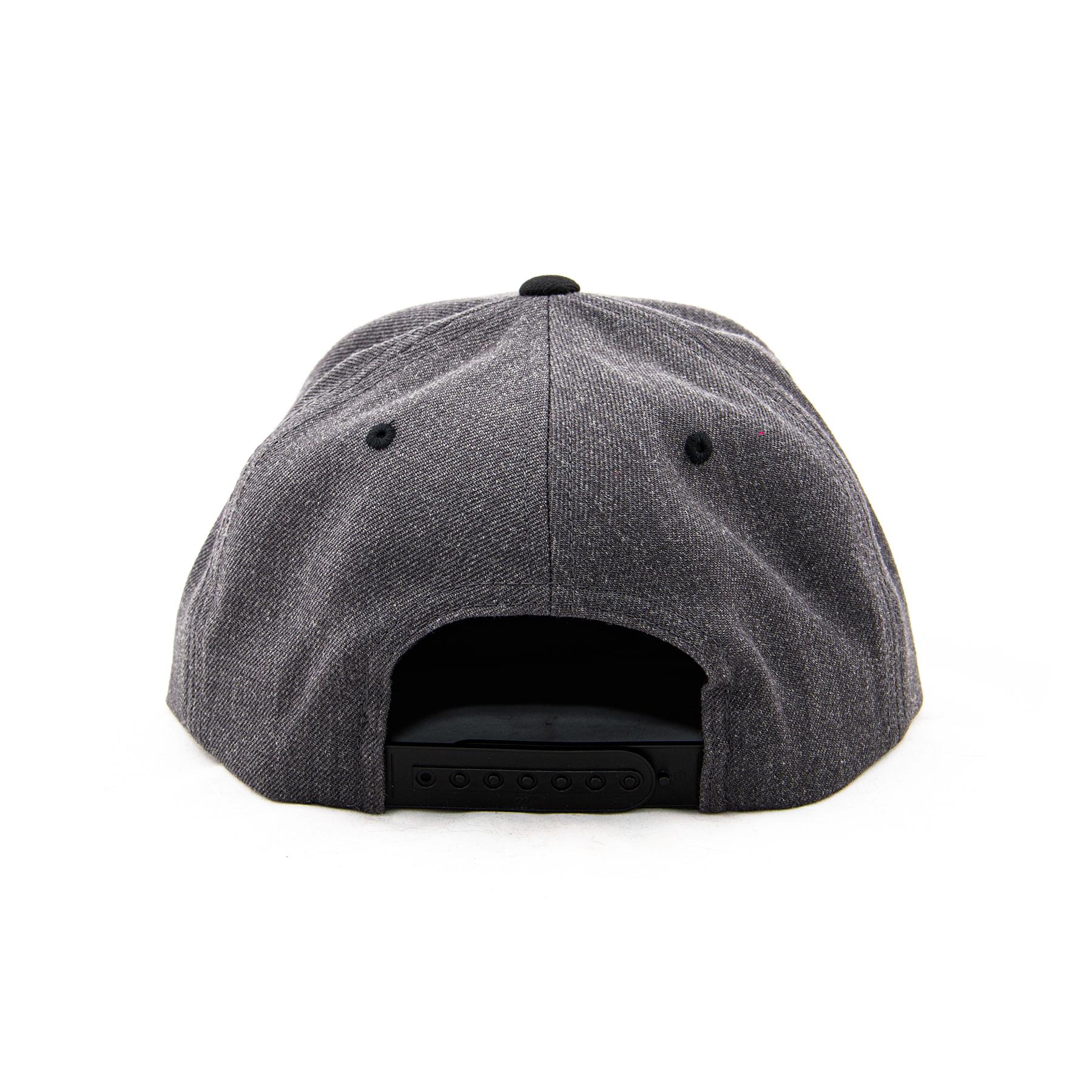 gray hat image back