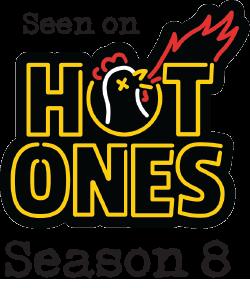 hot ones season 8 logo