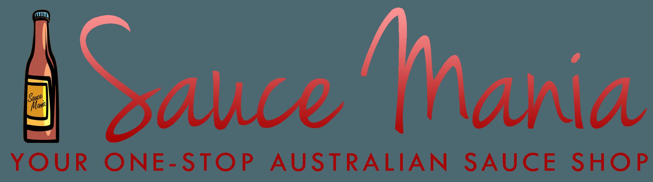 Sauce Mania Logo